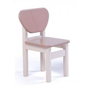 Детский стульчик Верес из МДФ цвет капучино