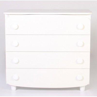 Комод Верес из ДСП (900) цвет белый производства Верес - главное фото