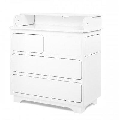 Комод-пеленатор Верес Тач Лач цвет белый производства Верес - главное фото