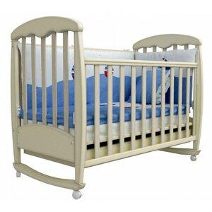 Детская кроватка Верес Соня ЛД-1 (дуб молочный)
