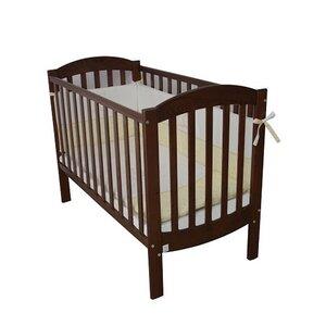 Детская кроватка Верес Соня ЛД-10 орех
