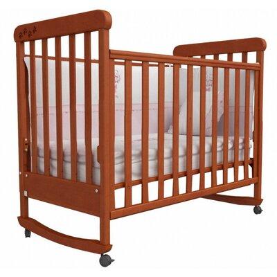 Детская кроватка Верес Соня ЛД-12 ольха (резьба лапки)