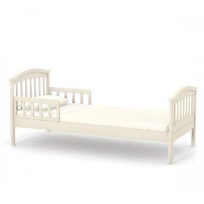 Подростковая кровать Верес ЛД17 (80*190) цвет слоновая кость производства Верес - главное фото