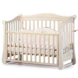 Детская кроватка Верес ЛД18 (без ящика) цвет патина