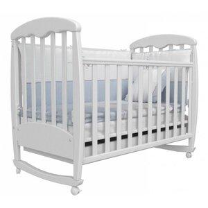 Детская кроватка Верес Соня ЛД-1 (белый)
