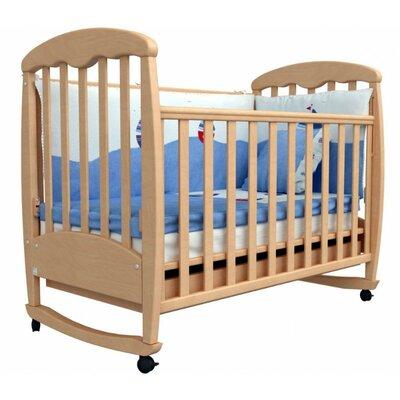 Детская кроватка Верес Соня ЛД-1 (бук)