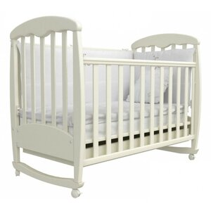 Детская кроватка Верес Соня ЛД-1 (сл.кость)