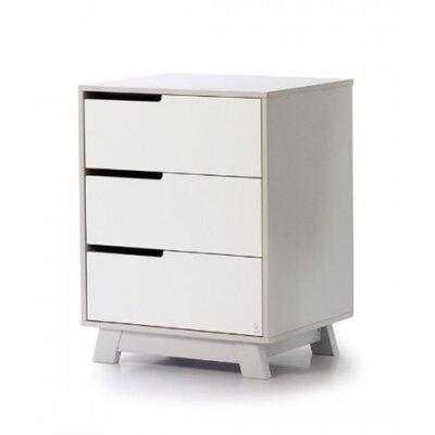 Комод Верес Манхэттен (600) цвет бело-серый производства Верес - главное фото