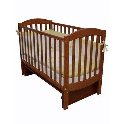 Детская кроватка Верес Соня ЛД-10 маятник без ящика ольха