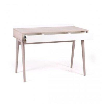 Письменный стол Верес Нью Йорк цвет капучино-белый производства Верес - главное фото