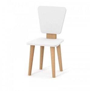 Детский стульчик Верес Нью Йорк цвет бело-буковый