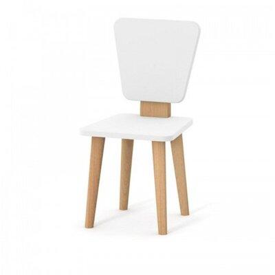 Детский стульчик Верес Нью Йорк цвет бело-буковый производства Верес - главное фото