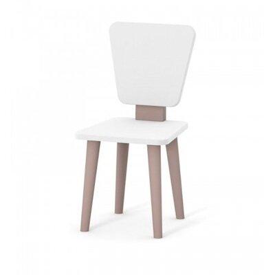 Детский стульчик Верес Нью Йорк цвет капучино-белый производства Верес - главное фото