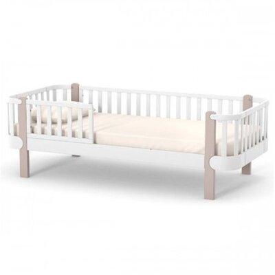 Подростковая кровать Верес Монако цвет капучино-белый производства Верес - главное фото