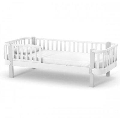 Подростковая кровать Верес Монако цвет бело-серый производства Верес - главное фото