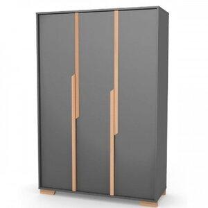 Шкаф Верес Сиэтл (1200) цвет темно-серый