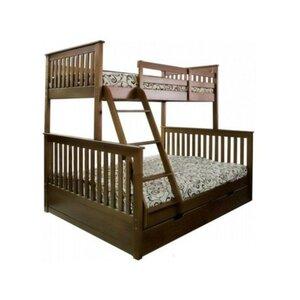 Двухъярусная кровать Лола Семейная (80*190/120)