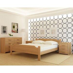 Двуспальная кровать Брюссель