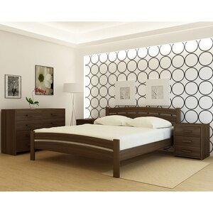 Двуспальная кровать Монако
