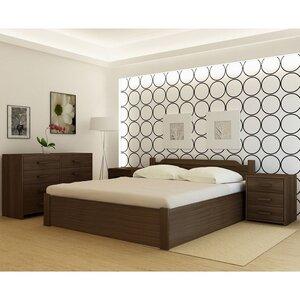 Двуспальная кровать Стокгольм с подъемным механизмом